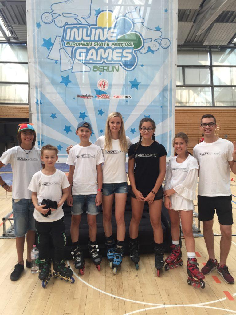 Slalom Academy w Berlinie
