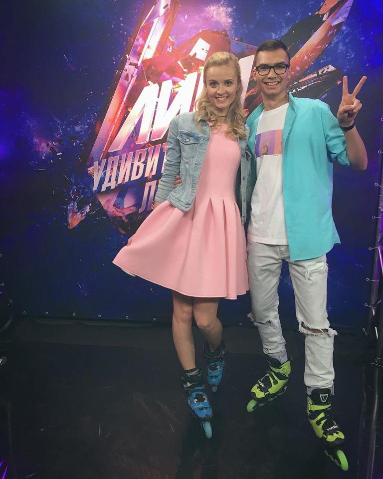 Występ w rosyjskiej TV